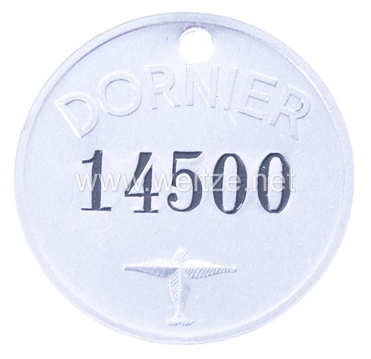 Werksabzeichen für Zivilangestellte der Dornier-Werke GmbH