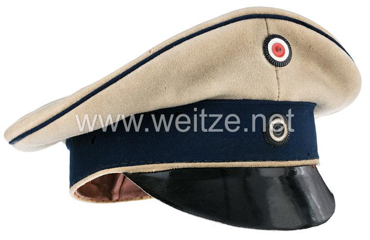 Preußen Schirmmütze für einen Unteroffizier im Garde-Kürassier-Regiment