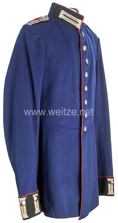 Preußen Waffenrock für Mannschaften der Fliegerersatz-Abteilung 9