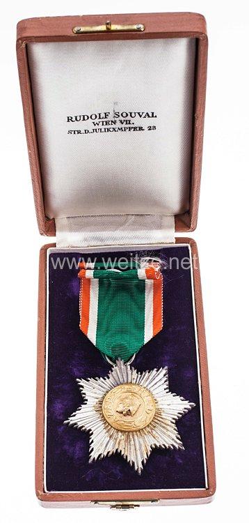"""Orden """"Azad Hind"""" der Provisorischen Regierung Freies Indien 1942 - 1945"""