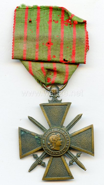 """Frankreich """"Croix de guerre 1914-1915"""""""