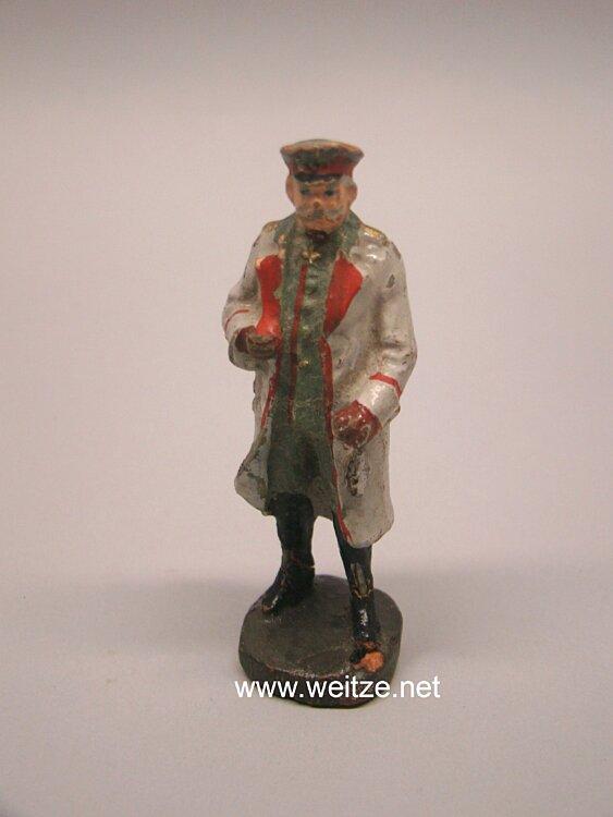 Elastolin - Generalfeldmarschall v. Hindenburg stehend