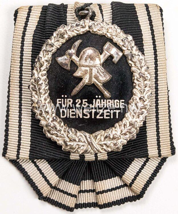 Preussen Preußischer Landesfeuerwehr Verband Ehrenzeichen für 25 Jahre