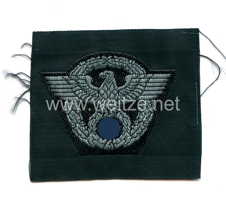 Polizei Schiffchenadler für Offiziere
