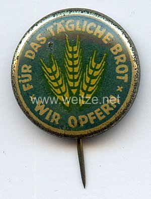 WHW - Reichsstrassensammlung Nr. 009d, Februar 1934