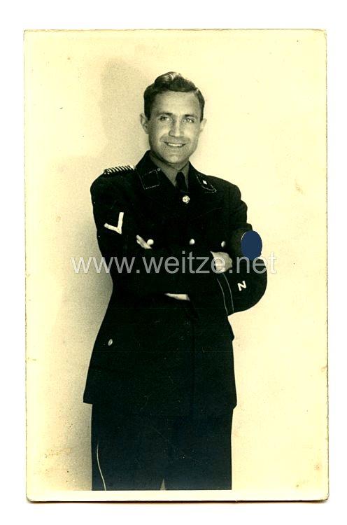 """Allgemeine-SS Foto, Unterscharführer mit SS-Raute """"Z"""""""