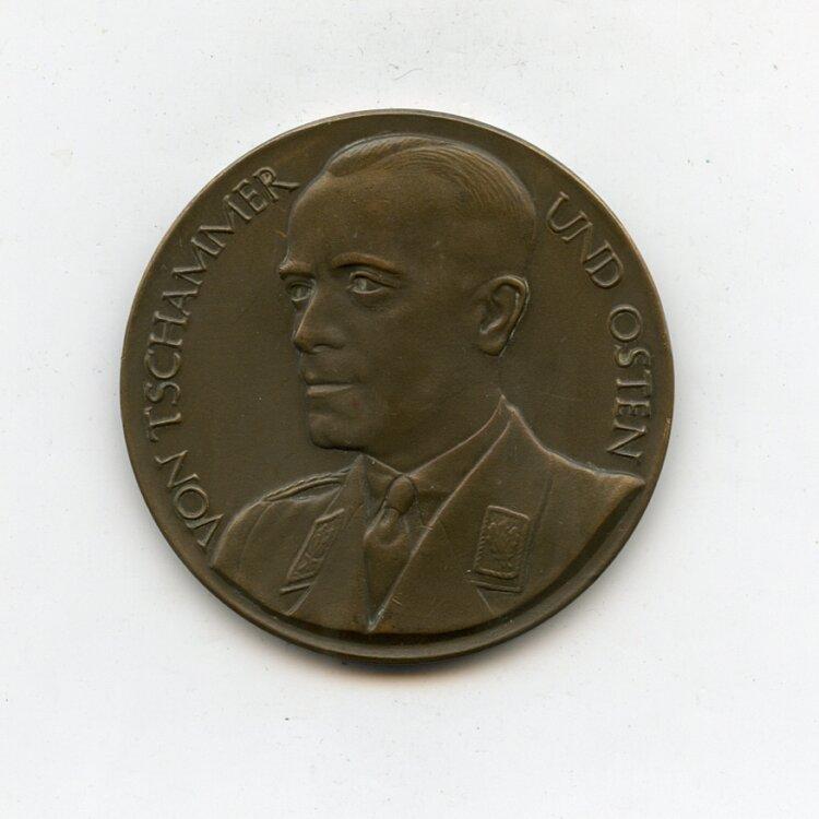 Nichttragbarer Ehrenpreis des Reichssportführer von Tschammer und Osten