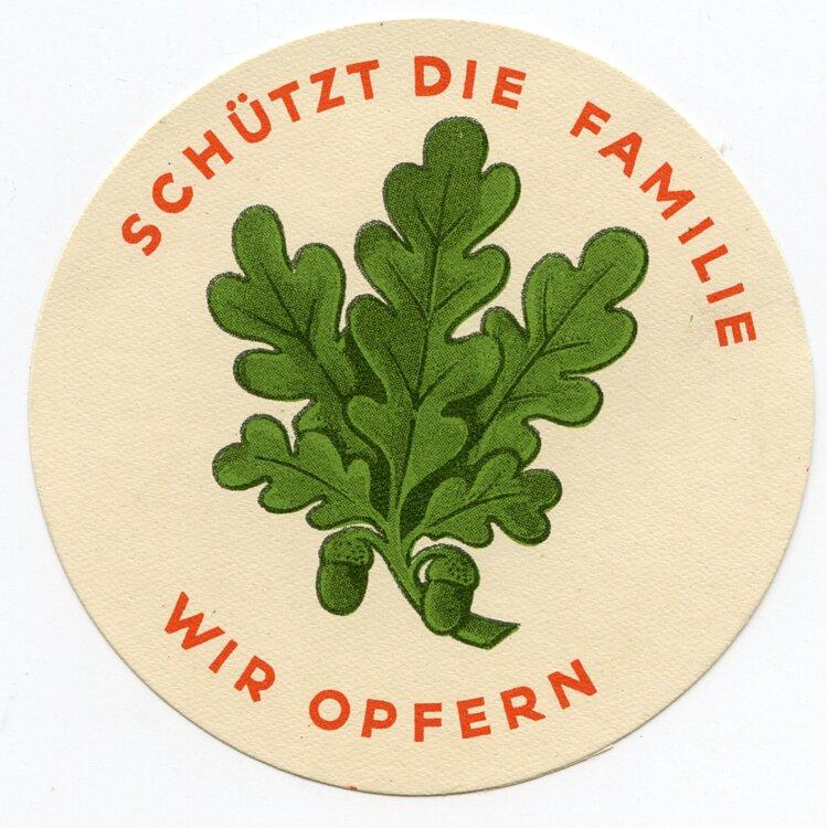 WHW - 1. Winterhilfswerk des Deutschen Volkes 1933/34