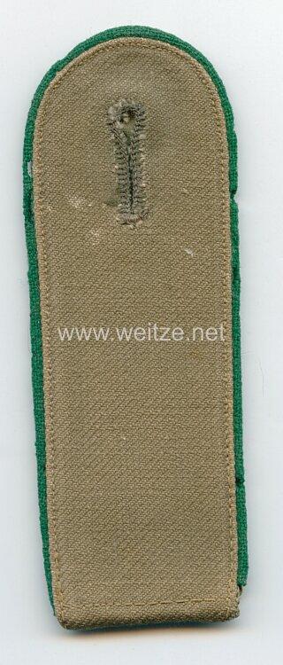 Wehrmacht Heer Afrikakorps Einzel Schulterklappe für Mannschaften der Gebirgsjäger