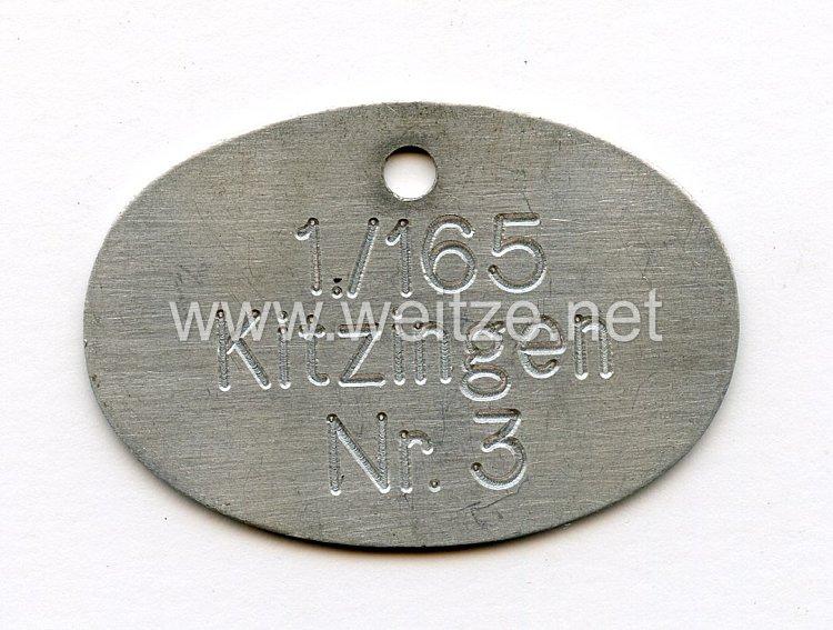Deutsches Rotes Kreuz (DRK) Kleidermarke oder Werkzeugmarke