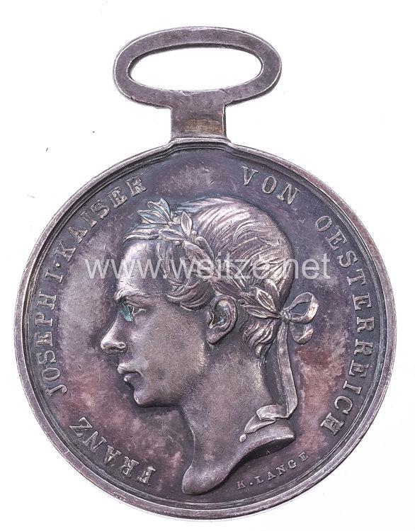 Österreich Tiroler Denkmünze Landesverteidigung 1848