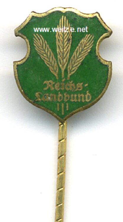 Reichslandbund ( RLB ) - Mitgliedsabzeichen 3. Form