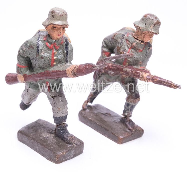 Lineol - Heer 2 Sturmsoldaten
