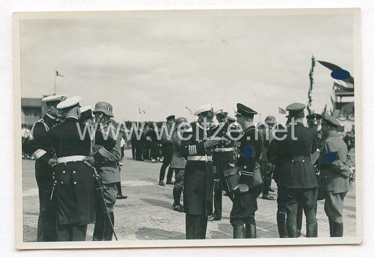 Allgemeine-SS Foto, Angehöriger des Sicherheitsdienstes (SD) 1934