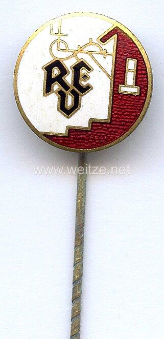 Reichseinheitsverband des deutschen Gaststättengewerbes ( REV ) -Mitgliedsabzeichen