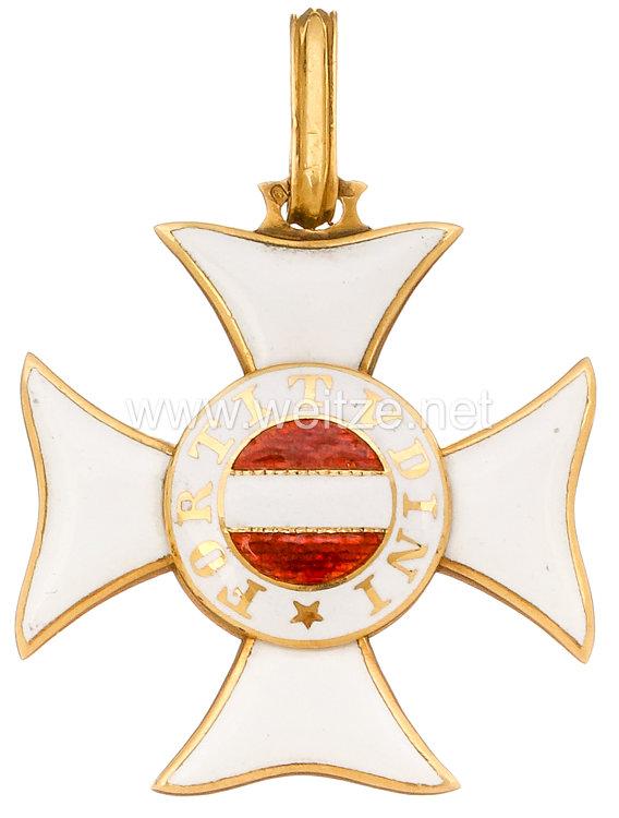 Österreich Militär-Maria-Theresien-Orden Ritterkreuz