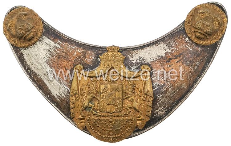 Bayern Ringkragen für Offiziere Modell 1837