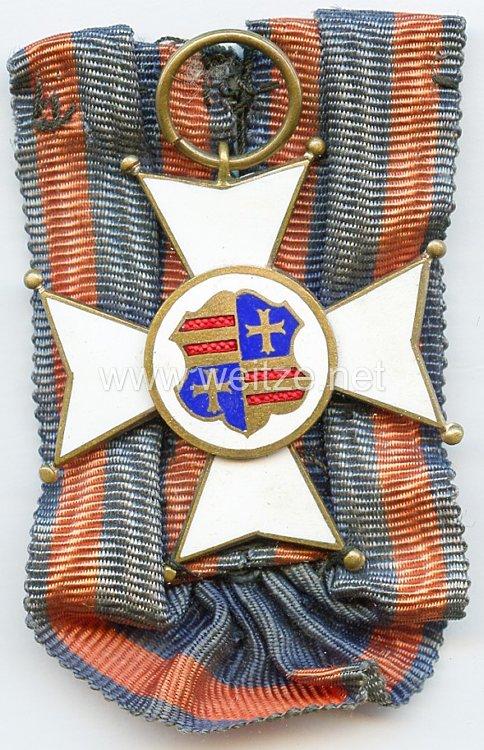 Oldenburg Treuekreuz der Industrie- und Handelskammer 2.Klasse