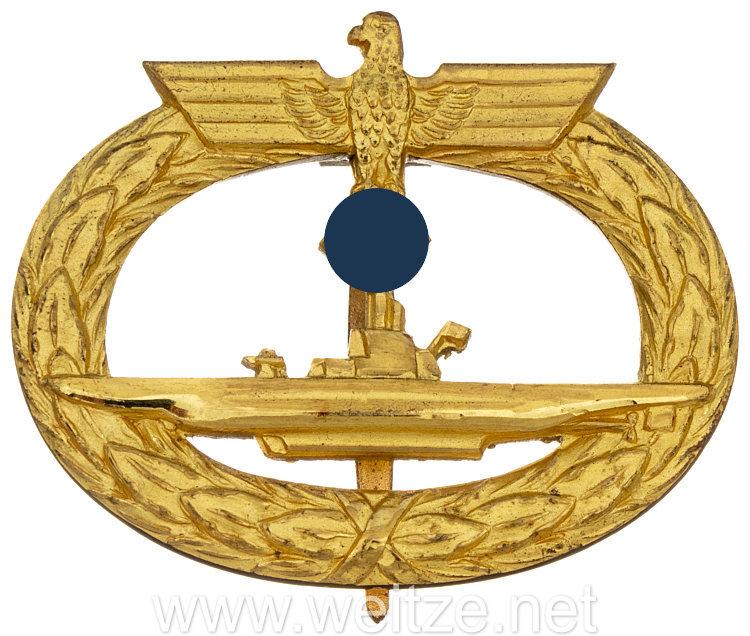 U-Bootkriegsabzeichen - Schwerin Berlin