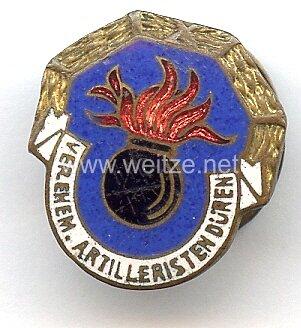 Verein ehemaliger Artilleristen -Mitgliedsabzeichen des Vereins in Düren