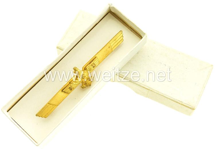 Ring der nationalen Kraftfahrt-und Luftfahrtbewegung ( RKL ) -Sportadler in Gold