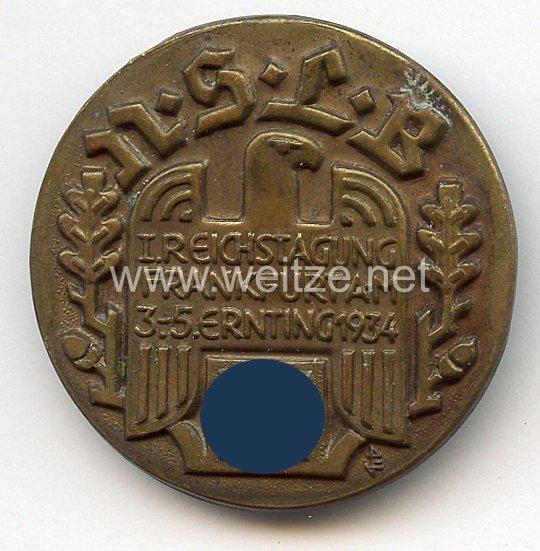 NSLB - 1. Reichstagung Frankfurt a.M. 3.-5. Ernting 1934 ( August )