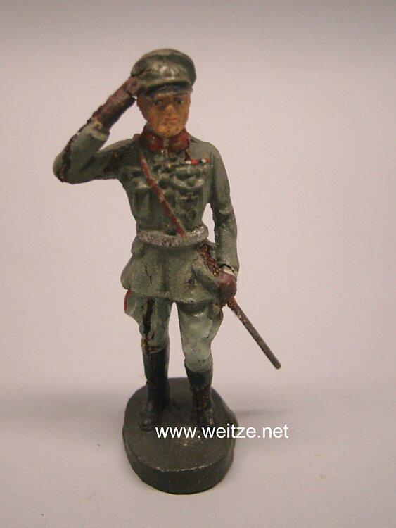 Elastolin - General von Blomberg, grüßend