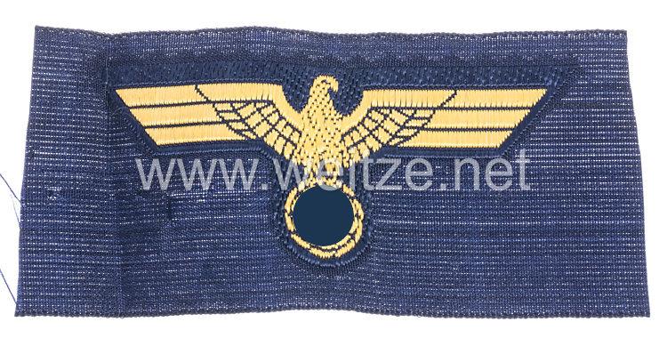 Kriegsmarine Schiffchenadler für Mannschaften