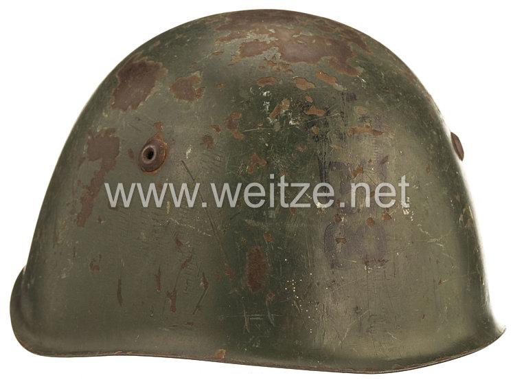 Italien 2. Weltkrieg Stahlhelm M33