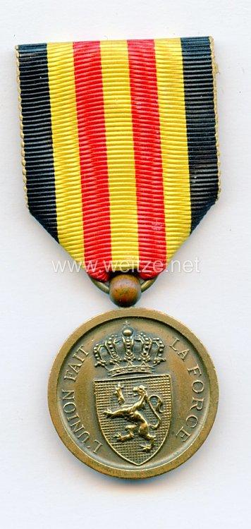 """Belgien """"Médaille Commémorative 1870"""""""