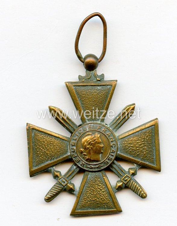 """Frankreich """"Croix de guerre des Théâtres d'opérations extérieurs"""""""