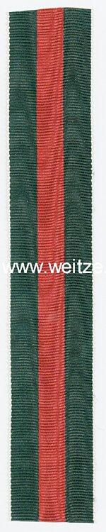 Originales Band Medaille zur Erinnerung an den 1. Oktober 1938