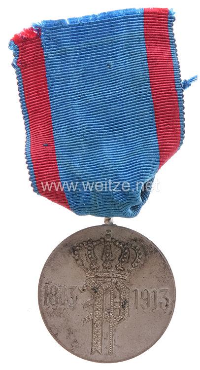 Oldenburg Infanterie Regiment 91 - Medaille zur 100 Jahrfeier 1913