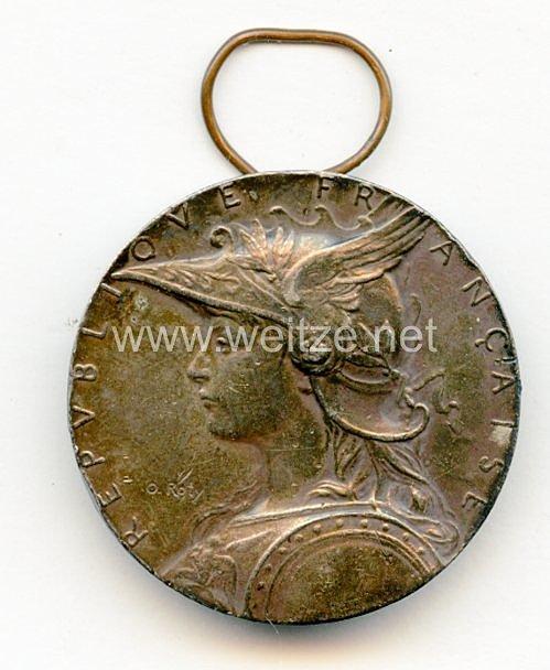 """Frankreich """"Médaille commémorative de Madagascar, 1895"""""""