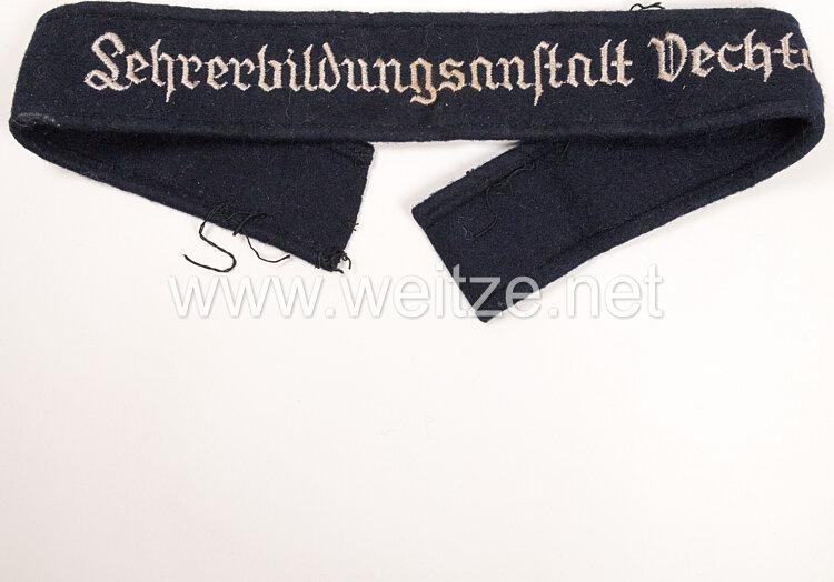"""HJ - Ärmelband """" Lehrerbildungsanstalt Vechta """""""