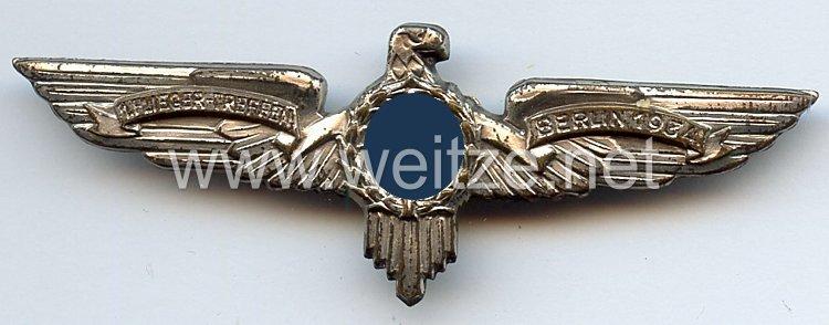 III. Reich - 1. Flieger-Treffen Berlin 1934