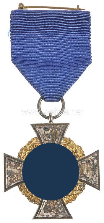 Treudienst-Ehrenzeichen Sonderstufe für 50 Jahre
