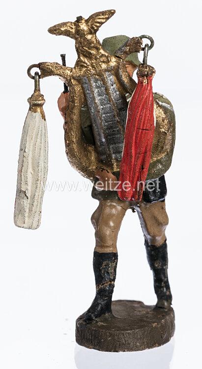 Elastolin - Heer Lyraträger marschierend