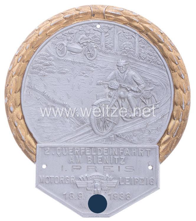 NSKK - nichttragbare Siegerplakette -