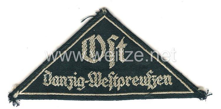 "BDM Gebietsdreieck ""Ost Danzig-Westpreußen"""