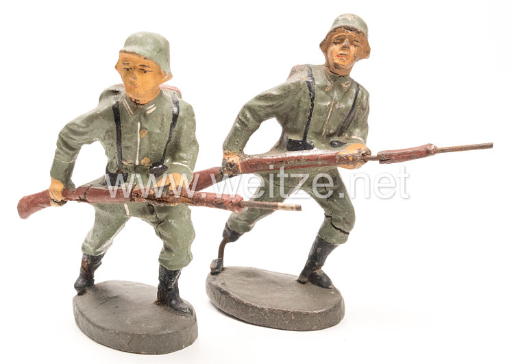 Duro - Heer 2 Soldaten stürmend
