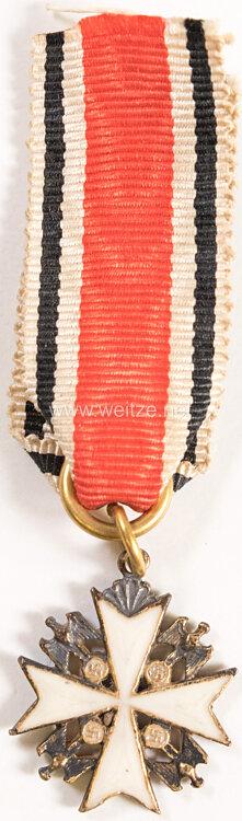 Deutscher Adlerorden 5. Klasse - Miniatur