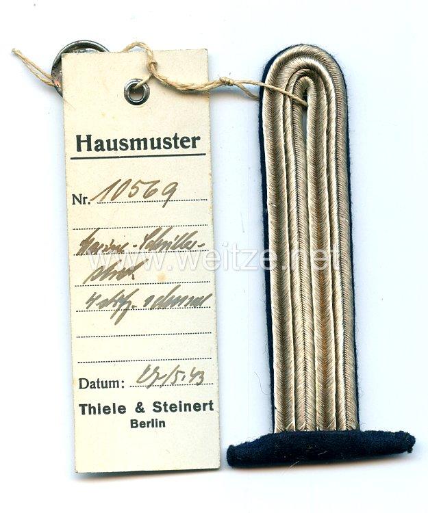 Kriegsmarine Einzel Schulterstück für einen Fähnrich
