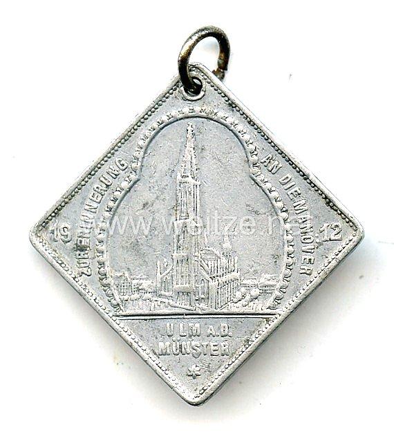 """Erinnerungsmedaille 1912 """"Zur Erinnerung an die Manöver"""""""