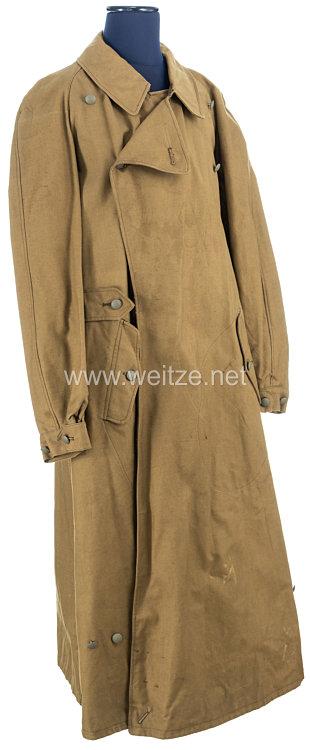Wehrmacht Afrikakorps Kradmantel M 41