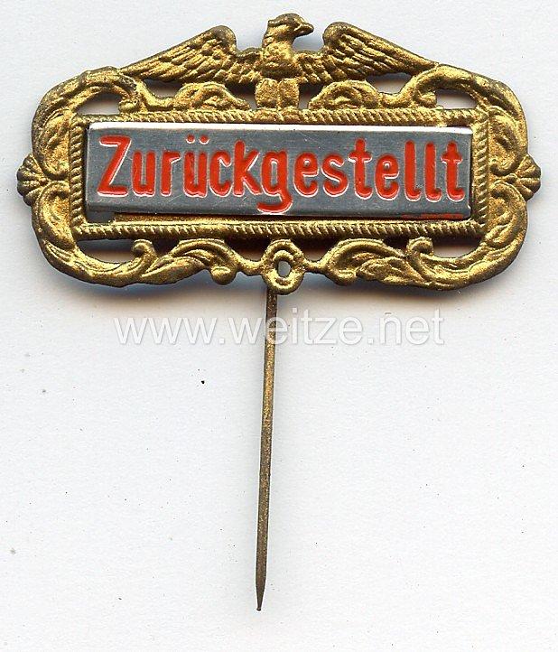 Deutsche Wehrmacht - Reservistenabzeichen