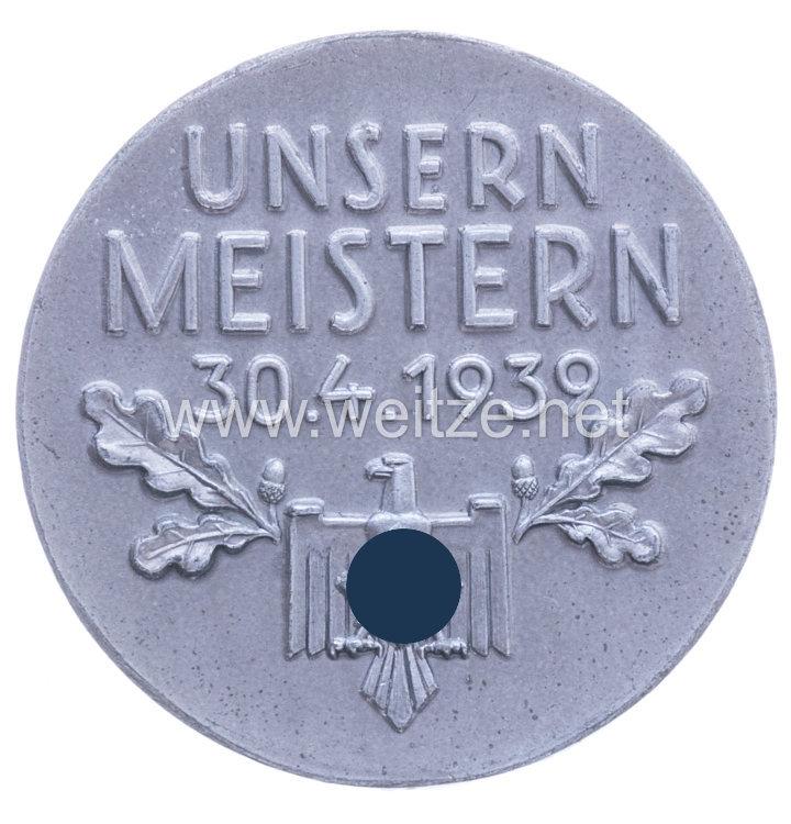 III. Reich - Dresdner Sport Club - Siegermedaille der Meisterschaft 30.4.1939