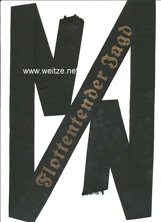 Kriegsmarine Mützenband