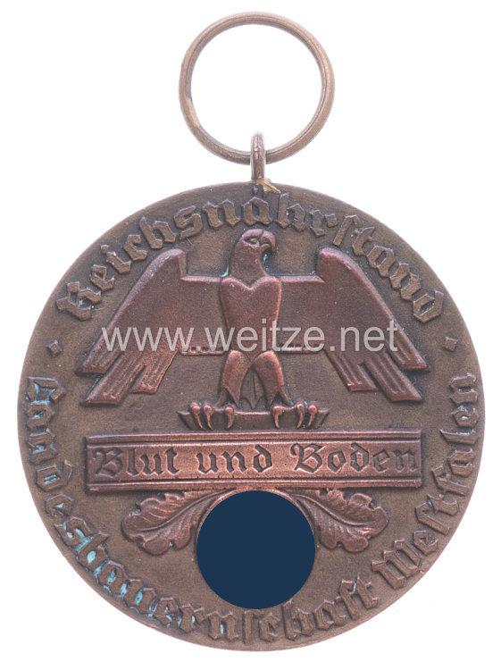 Reichsnährstand Landesbauernschaft Westfalen tragbare Auszeichnung
