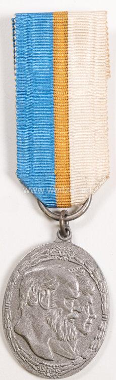 Bayern Hochzeits-Jubiläumsmedaille 1918